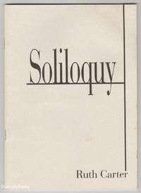 SOLILOQUY  (Signed Copy)