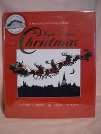 image of THE NIGHT BEFORE CHRISTMAS: A MAGICAL CUT-PAPER EDITION