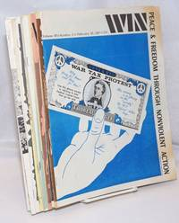 Win, peace and freedom through nonviolent action [17 issues of the magazine, plus A.J. Muste memorial supplement]