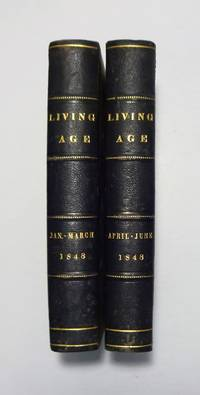 Littell's Living Age - January to June 1848, Volumes XVI and XVII