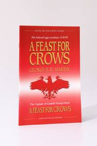 image of A Feast for Crows: The Captain of the Guards Excerpt