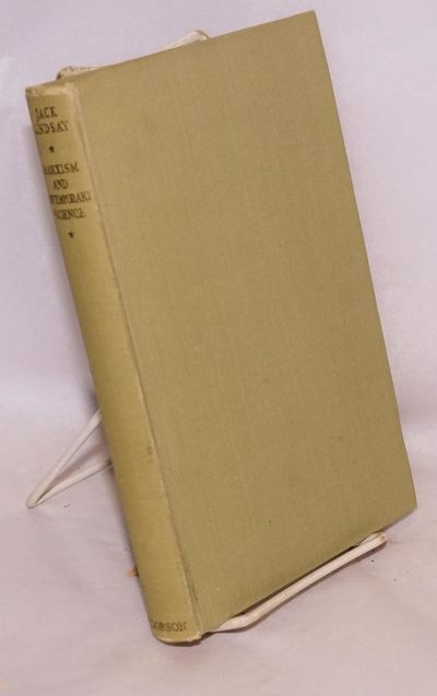 London: Dennis Dobson, 1949. Hardcover. 261p., cloth boards; previous owner's stamp on front paste d...