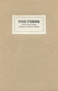 image of Five Poems