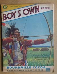Boy's Own Paper. September 1937.