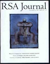 RSA Journal No. 5416 March 1991: The Journal of the Royal Society for the Encouragement of Arts,...