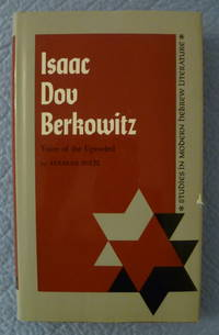 Isaac Dov Berkowitz:  Voice of the Uprooted