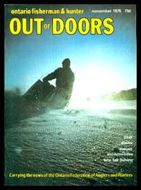image of ONTARIO FISHERMAN AND HUNTER OUT OF DOORS - November 1975