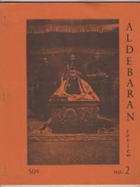 Aldebaran Review 2 (1968)