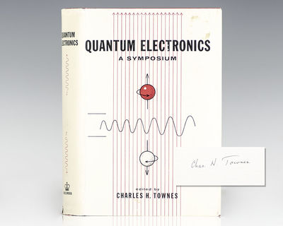 New York: Columbia University Press, 1960. First edition of this work by the Nobel Prize-winning phy...