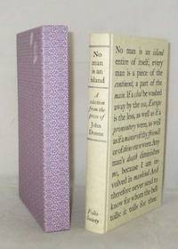No Man is an Island.  A Selection of the Prose of John Donne