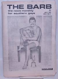 image of The Barb: the news monthly for Southern Gays; vol. 2, #6, July 1975