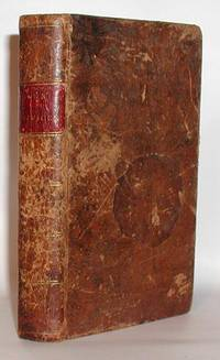 Hallowell, Maine: Calvin Spaulding, 1825. Second Edition, Revised. Good+ in full leather covered boa...