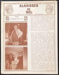 Alambres de NEL: volume 1, no. 3 (Oct. 1975)