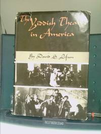 image of The Yiddish Theatre in America