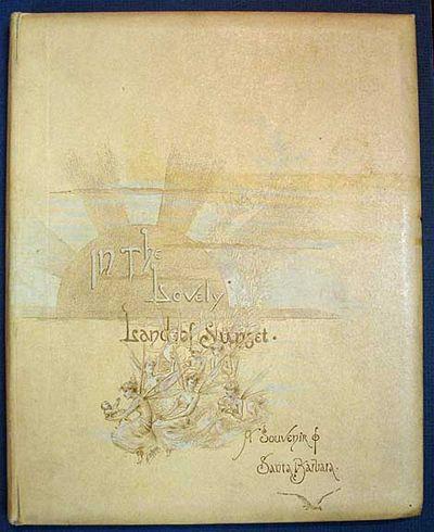 Chicago: Knight & Leonard, Printers, 1886. 1st edition. #75 / 200 cc. SIGNED by Knight & Leonard. Pa...