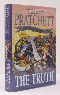 image of The Truth. [The 25th Discworld novel]. SIGNED BY THE AUTHOR