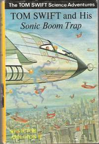 Tom Swift and His Sonic Boom Trap by  Victor II Appleton - Hardcover - Signed - 1971 - from Caerwen Books and Biblio.com