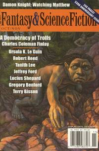The Magazine of Fantasy and Science Fiction - October November 2002