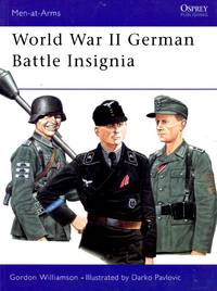 image of Men-At-Arms No.365: World War II German Battle Insignia