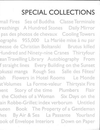 Many illus. 61, p. Large 4to, orig. printed semi-stiff covers. Leeds: Wild Pansy Press, 2007. Scarce...