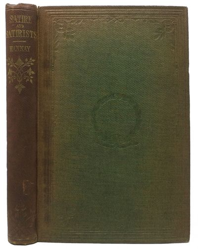 London: David Bogue, Fleet Street, 1854. 1st Edition (NCBEL III, 1387). INSCRIBED by the author on t...