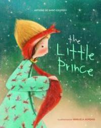 The Little Prince by Antoine de Saint-Exupery - Hardcover - 2018-04-03 - from Books Express (SKU: 8854412546n)
