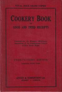 image of Cookery Book of Good & Tried Receipts