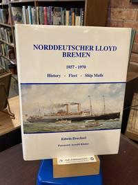 Norddeutscher Lloyd, Bremen, 1857-1970: History, fleet, ship mails