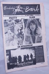 image of Berkeley Barb: vol. 8, #19 (#195) May 9-15, 1969: Pretty Slick [Grace Slick cover]