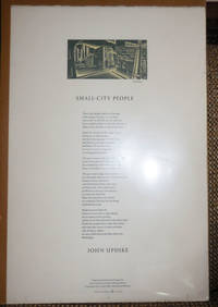 Small-City People (Signed by Artist)