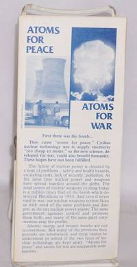 Atoms for Peace, Atoms for War