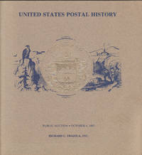 image of Colorado Postal History Auction Catalog from 1992 , Illustrated