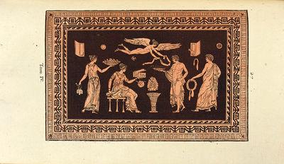 Antiquités étrusques, grecques et...