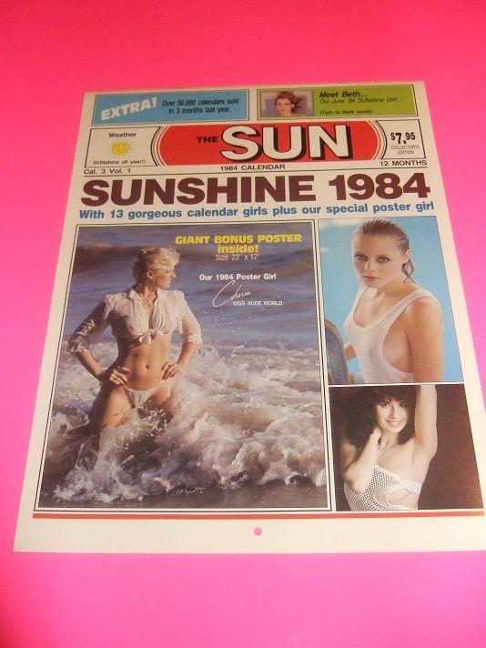sunshine girl nude
