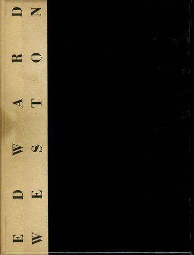 NY: E. Weyhe, 1932. First edition. Weston, Edward. Folio, frontis portrait of Edward Weston by Brett...