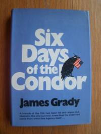 Six Days of the Condor aka Three Days of the Condor