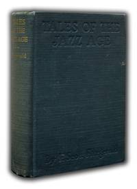 Tales of the Jazz Age by  F. SCOTT FITZGERALD - First Edition - 1922 - from Peter L. Stern & Company, Inc. and Biblio.com