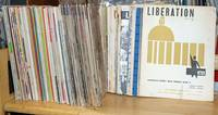 Liberation: an independent monthly [115 issues of the journal]