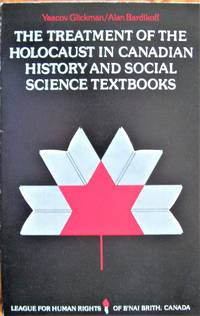 image of The Treatment of the Holocaust in Canadian History and Social Science Textbooks