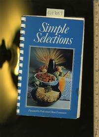 Simple Selections Presented By California Home economics Teachers of Southern California [A...
