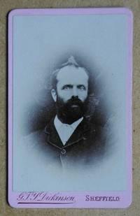 Carte De Visite Photograph: Portrait of a Man. by G. T. Y. Dickinson - from N. G. Lawrie Books. (SKU: 26595)