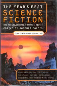 image of The Year's Best Science Fiction:  Eighteenth Annual Collection
