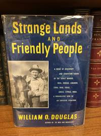 STRANGE LANDS AND FRIENDLY PEOPLE [SIGNED]