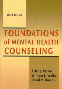 image of Foundations of Mental Health Counseling (Third Edition)