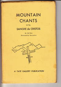 image of Mountain Chants of The Sangre de Cristos