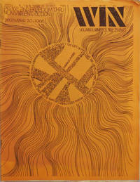 WIN (Magazine) A Publication of the New York Workshop In Nonviolence Volume II Number 21