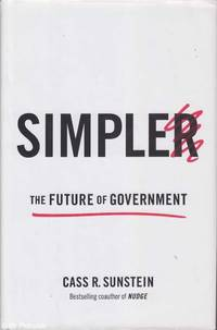 Simpler: The Future of Government