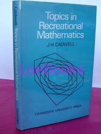TOPICS IN RECREATIONAL MATHEMATICS