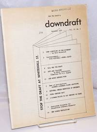 image of End the Draft's Downdraft. Vol. IV, no. 3 (December 1967)