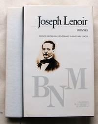 image of Joseph Lenoir. Oeuvres